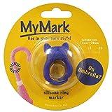 マイマーク  フレンチブルドッグ(ブルー) シリコン製 MMK-026