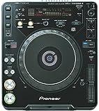Pioneer CDJシリーズ プロフェッショナルCDプレーヤー ブラック CDJ-1000MK2