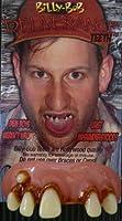 Billy Bob Teeth 10031 Deliverance Fake Teeth by fancy dress warehouse
