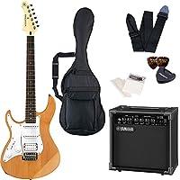 エレキギター ヤマハ PACIFICA112JL PAC112JL レフトハンドモデル ヤマハアンプ GA15II 付属 入門8点セット 初心者セット アルダーボディ YAMAHA (YNS)