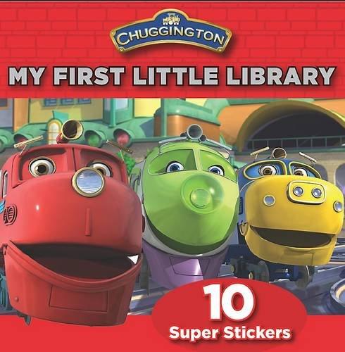 """Chuggington"" Little Library"