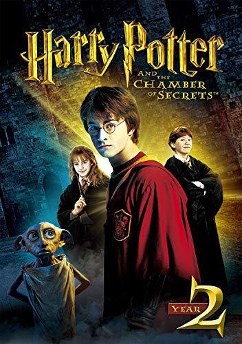 ハリー・ポッターと秘密の部屋 [DVD]