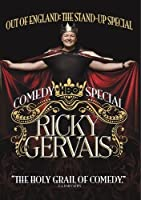 Ricky Gervals Out of England: Stand Up Special [DVD] [Import]