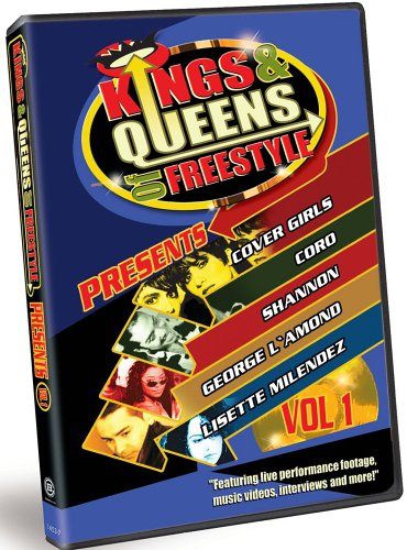 Kings & Queens of Freestyle 1 [DVD] [Import] Kings & Queens of Freestyle Code Black Ent