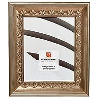 (クレイグフレーム) Craig Frames フォトフレーム 2.5~4インチ幅  24 x 32 シルバー 834152432