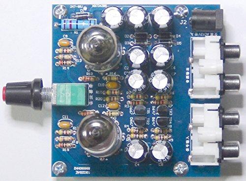 真空管アンプ 電子工作キット