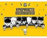 BTS HIPHOP MONSTER キャラクター ぬいぐるみ BTS -防弾少年団 グッズ バンタン bts 公式グッズ タイプ J-HOPE