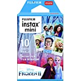 Fujifilm Instax Mini Disney Frozen 2 Film, 10 Exposures