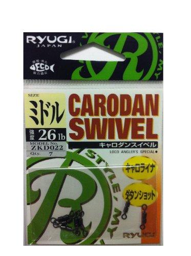 RYUGI(リューギ) ZKD022 キャロダンスイベル ミドル