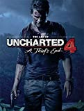 ART OF UNCHARTED 4 HC A THIEF'S END