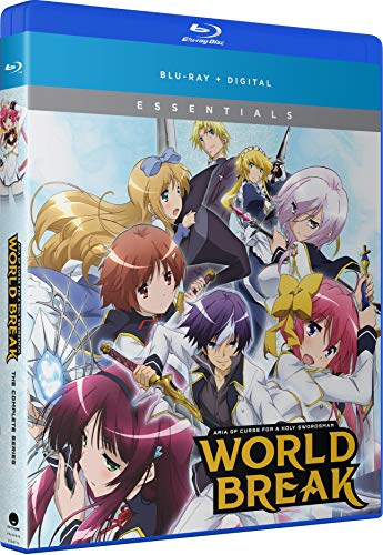 World Break: Aria of Curse for a Holy Swordsman - The Complete Series [Blu-ray]