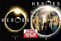 Heroes: Season 1 & 2 [DVD] [Import]
