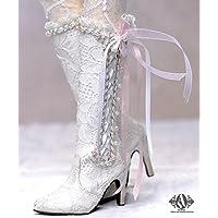 ASDOLL bjd靴 ドールシューズ bjdドール専用 1/3女レーズゴシック靴 球体関節人形 人形用靴