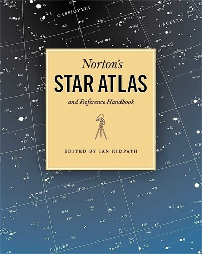 Download Norton's Star Atlas and Reference Handbook (20th ed,) 0131451642