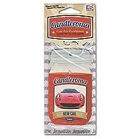 キャンドルロマエアフレッシュナー Candleroma AirFreshener カーフレッシュナー New Car ニューカー新車の香り