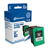 Dataproducts DPC61WN Remanufactured Ink Cartridge Replacement for HP #93 (C9361WN) (Tri-Color) by Dataproducts