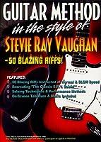 Guitar Method: Stevie Ray Vaughan - 50 Blazing [DVD] [Import]