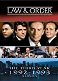Law & Order: Third Year [DVD] [Import]