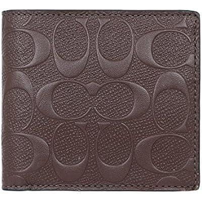 [コーチ] COACH 財布 (二つ折り財布) F75363 シグネチャー メンズ レディース [アウトレット品] [並行輸入品]