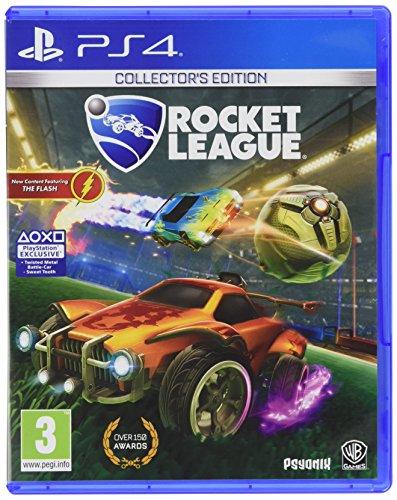 Rocket League (PS4) (輸入版)