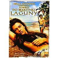 Return to the Blue Lagoon [Region 2] (English audio. English subtitles) by Milla Jovovich