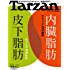 Tarzan (ターザン) 2017年 3月9日号 No.713 [内臓脂肪サクッと3週間 皮下脂肪じっくり3か月] [雑誌]