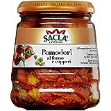 サクラ 南イタリア産プラムトマトのアル・フォルノ&ケッパー・オイル漬け 285g