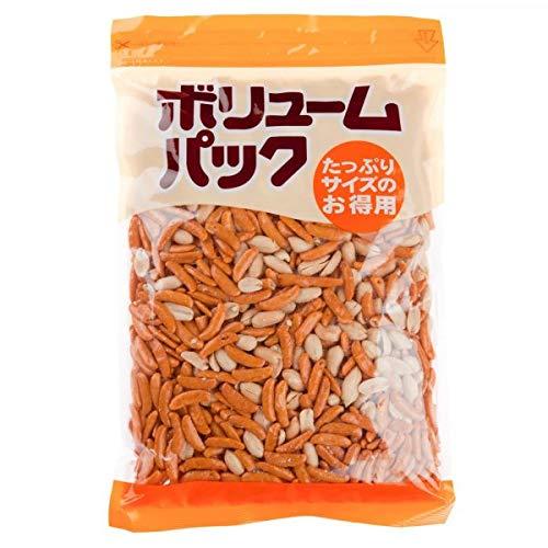 みの屋 柿の種 ピーナッツ入り 人気の柿ピー (500g)