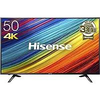 ハイセンス 50V型 液晶 テレビ HJ50N3000 4K 外付けHDD裏番組録画対応 メーカー3年保証