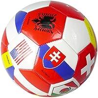 European Panel International 世界旗サッカーボール 公式サイズ No.5 FIFA Country Teams - iGifts Inc.