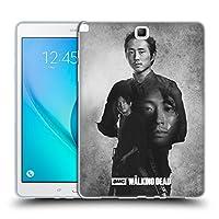 オフィシャルAMC The Walking Dead グレン ダブル・エクスポージャー Samsung Galaxy Tab A 9.7 専用ソフトジェルケース
