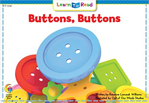 Buttons, Buttons (Emergent Reader Science; Level 1)の詳細を見る