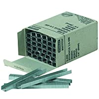 Aviditi ST155 Deluxe Staples 1/4 (Pack of 6000) [並行輸入品]