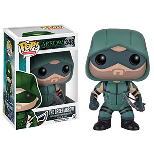 (ファンコ) Funko フィギュア アロー Pop! TV: Arrow - The Green Arr 並行輸入品 [並行輸入品]