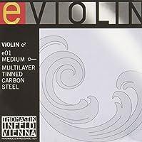 Special E-stringsスペシャル・E-ストリングス ヴァイオリン弦 カーボンスチール 4/4 スズメッキ E01