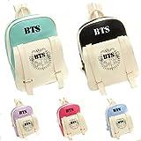 (ラブビューティー) Lovebeauty  韓流グッズ 応援グッズ 防弾少年団 BTS バック 大容量 通勤 通学 おしゃれ かばん リュック PU 鞄
