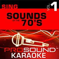 Sing Sounds Of the 70's [KARAOKE]