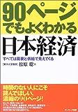 90ページでもよくわかる日本経済