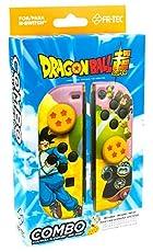 ドラゴンボール超 コンボパック コントローラーカバー&グリップ セット Nintendo Switch®用