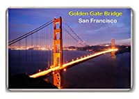 San Francisco/Golden Gate Bridge/fridge/magnet - ?????????