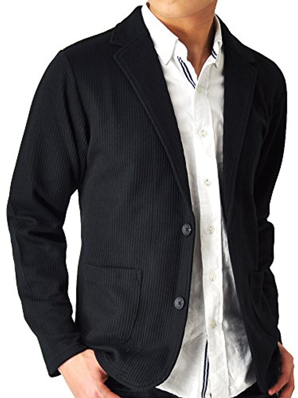 (アローナ) ARONA テーラードジャケット メンズ ジャケット ストレッチ シャドーストライプ/Y