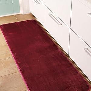 洗える フランネル キッチンマット 約60×1...の関連商品6
