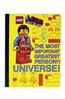 [ウエスト デザイン]West Designs Lego Movie Composition Book Emmet Lgo6732 LE6732 [並行輸入品]