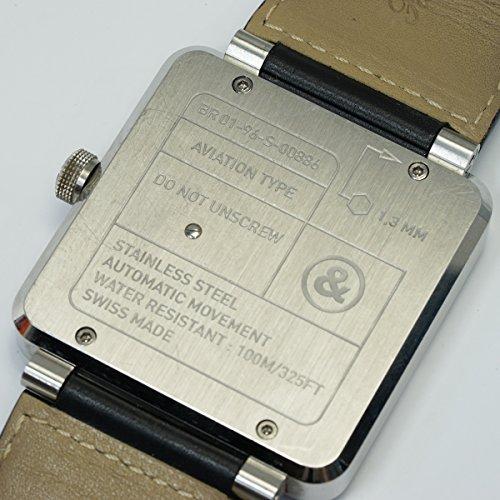 [ベル&ロス] BELL&ROSS 腕時計 ビッグデイト BR01-96 メンズ 中古