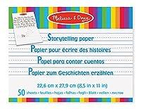 Melissa & Doug Storytelling Paper