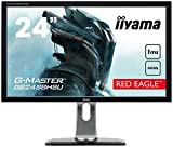 iiyama ゲーミング モニター ディスプレイ GB2488HSU-B3 (24インチ/144Hz対応/応答速度1ms/フルHD/HDMIx2/DisplayPortx1/DVI-Dx1)