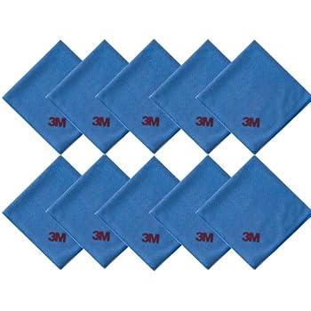 スコッチブライト ふきん ワイピングクロス 青 10枚 業務用 WC2012 BLU AMAZON