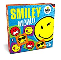 "Noris Spiele 1539269220cm Smiley Memory"" Game"