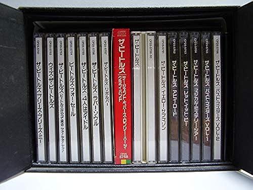 ビートルズCD・BOX