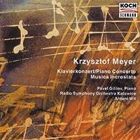 Meyer;Piano Concerto